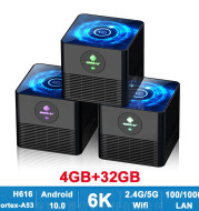 Android 10 4G32G 6K Smart Network Set-top Box