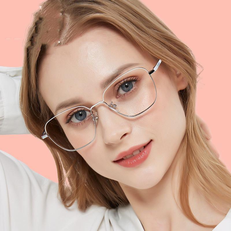 Anti blue Light Myopia Glasses