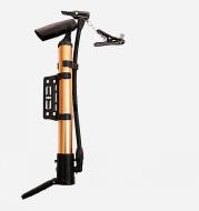 Mini mountain bike pump