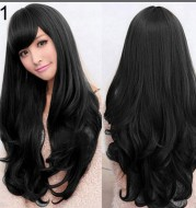 cosplay real wig