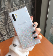 Fashionable Simple Silicone Soft Shell Phone Case
