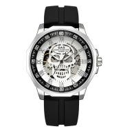 Roman Personality Trend Hollow Skull Men's Watch Mechanical Watch