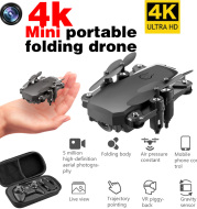 LF606 Folding Aircraft Four-axis HD 4K Aerial Photography