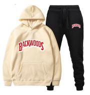 Men's hoodie suit
