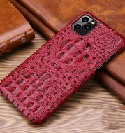 Relief Three-Dimensional  Head Leather Case