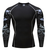 Movement speed dry workout clothes