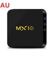 MX10 HD Player RK3318 4K TV BOX Android 9.0 TV Set Top Box