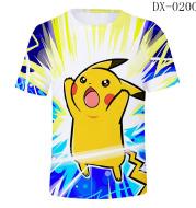 3D printed short sleeve T-shirts