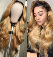 European and American Women's Wigs With Long Curls