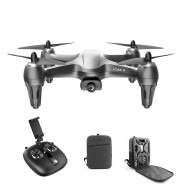 Intelligent and Precise Positioning High-definition Aerial Quadcopter