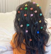 Children's Clip Cute Princess Hairpin Korean Headdress Treasure