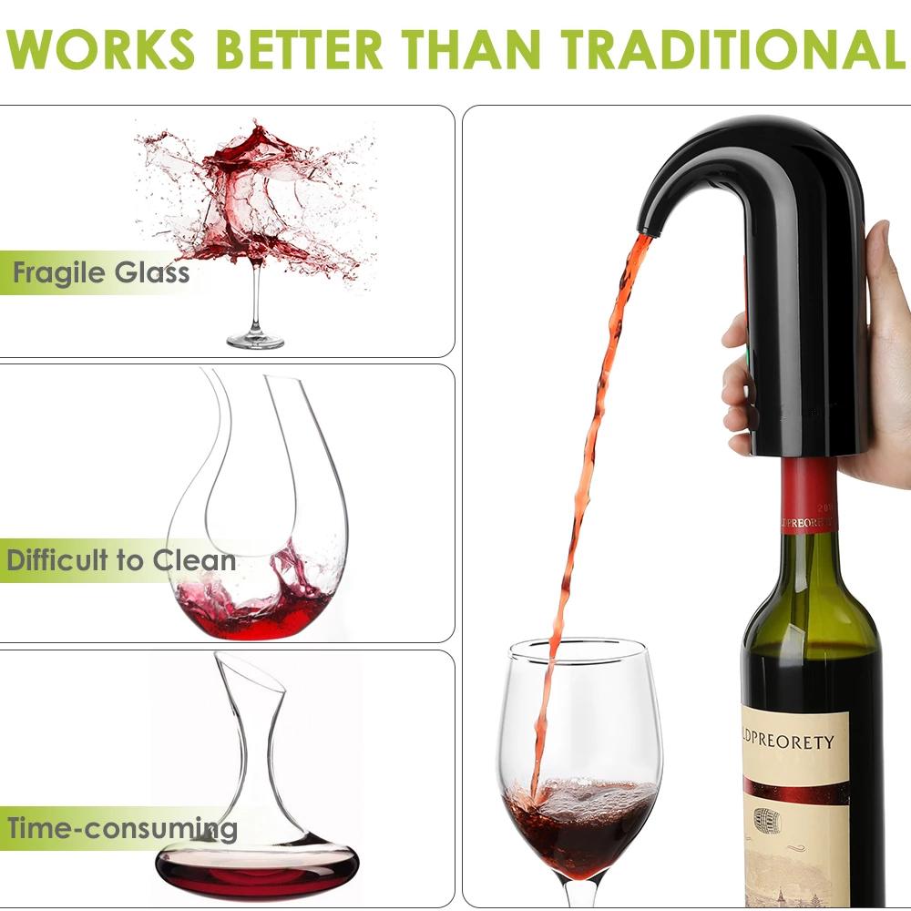 Electric Wine Aerator 2