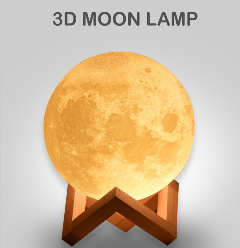 Gestalte dein eigenes Mondlicht, sportshop3000