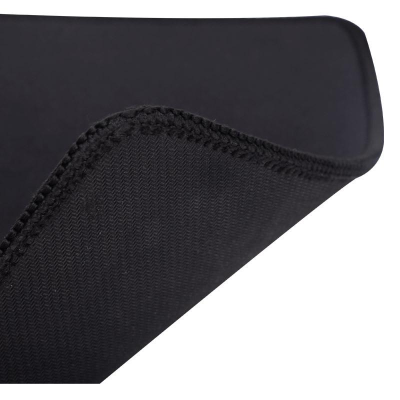 tapis souris noir dessous