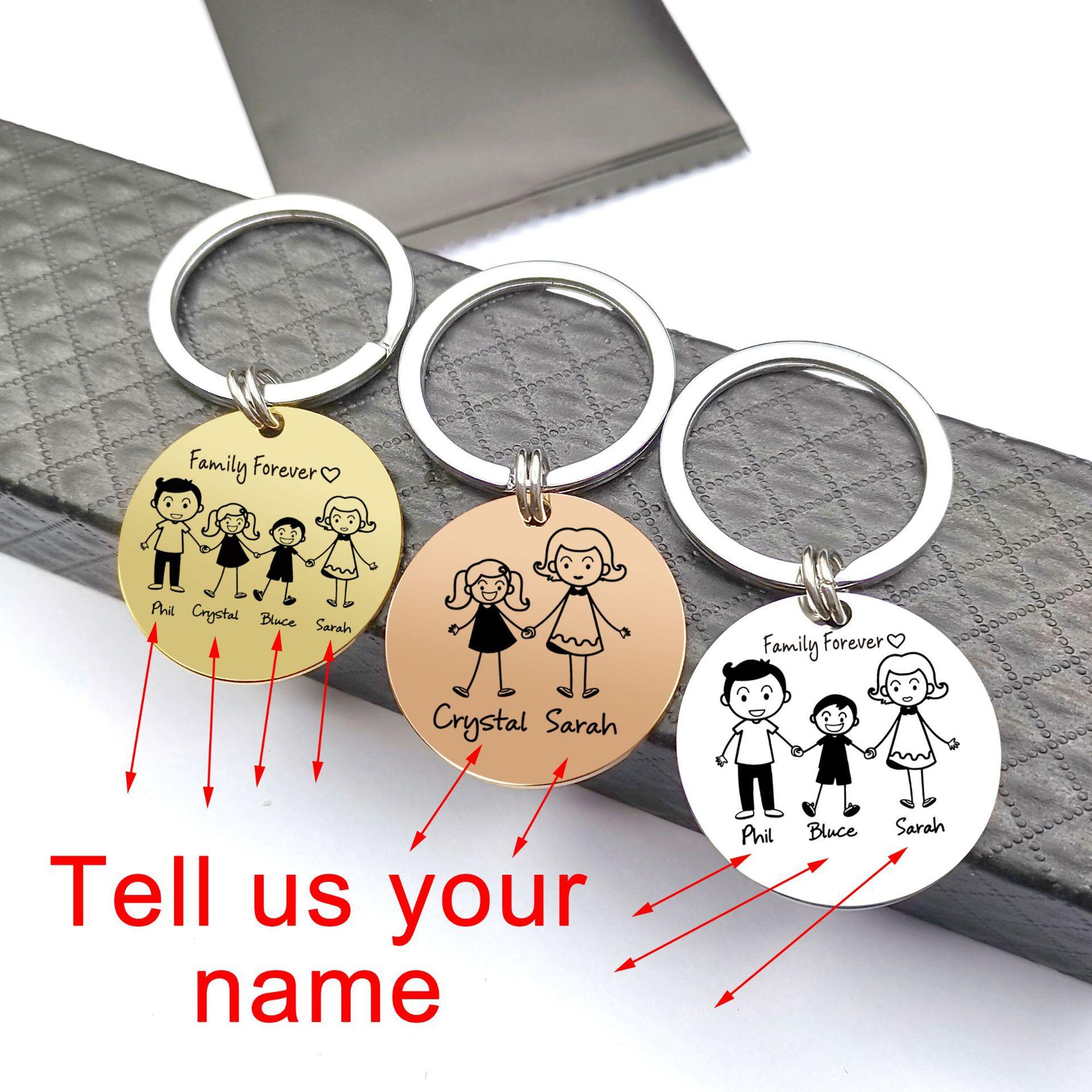 personalisierter Schlüsselring | sportshop3000