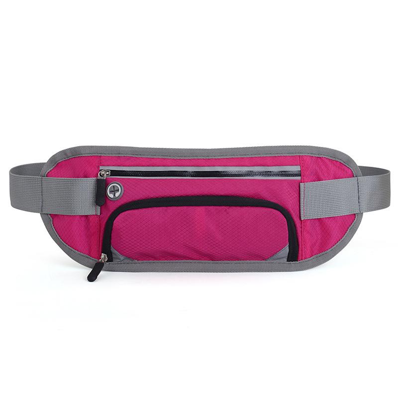 Running Waist Belt Bag With Water Bottle 19
