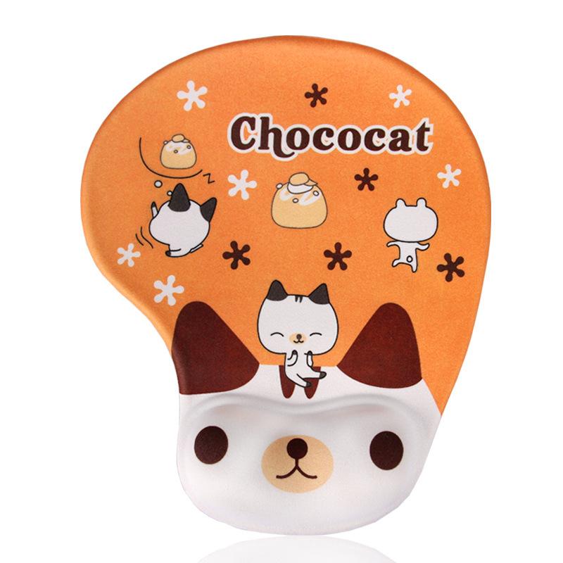 Tapis souris chocolat