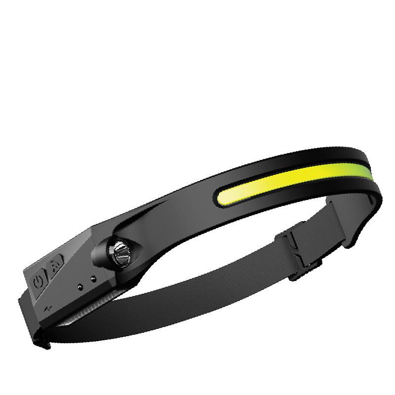 Waterproof Full Vision Headlamp and Flashlight 3