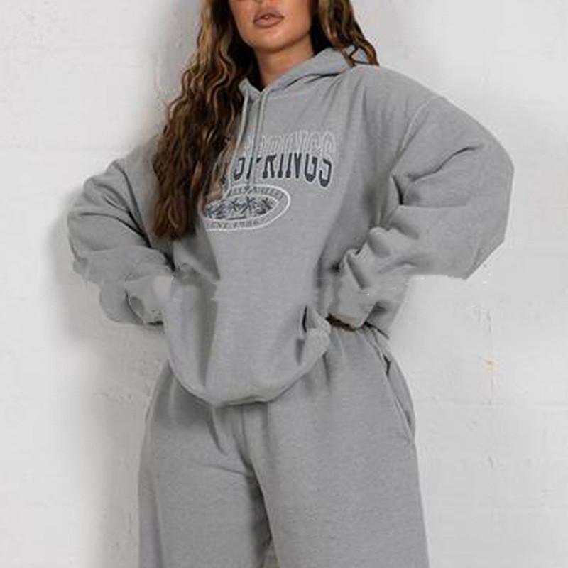 Palm Springs Hoodie Sweatshirt