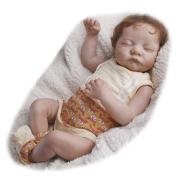 20 inch ladana silicone vinyl cloth doll