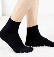Men medium cotton socks thin breathable 5 pairs