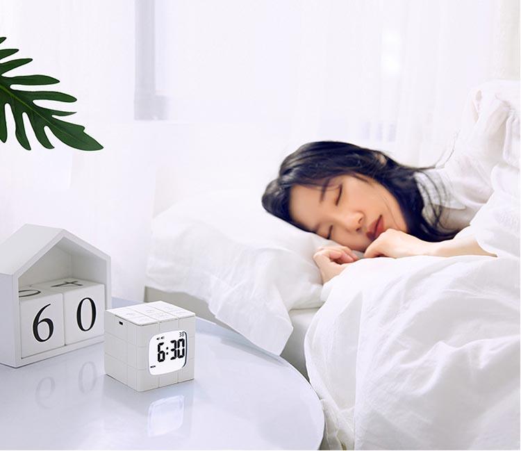 Rubiks Cube Alarm Clock 6