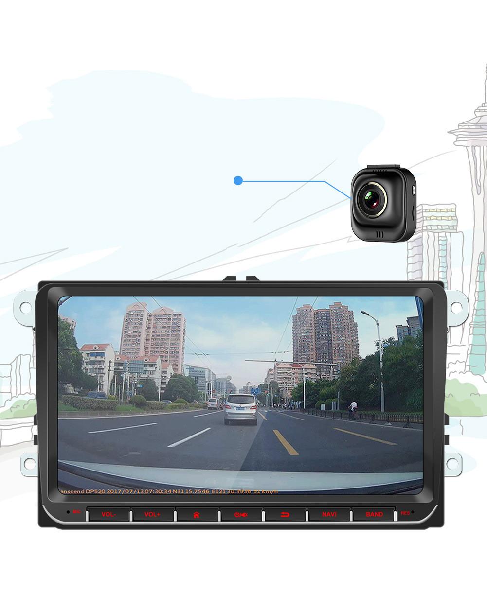 Automobile MP5-Player GPS Navigation
