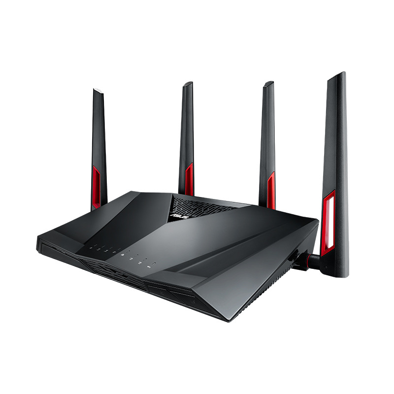 ASUS RT-AC88U Dual Band Gigabit WiFi Gaming Router with MU-MIMO Mesh WiFi System 3167MBps WTFast game accelerator Enterprise-class home wifi router