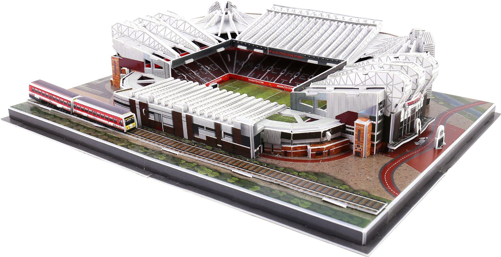 DIY 3D Puzzle World Football Stadium Educational Toys (8 - 16 Years)