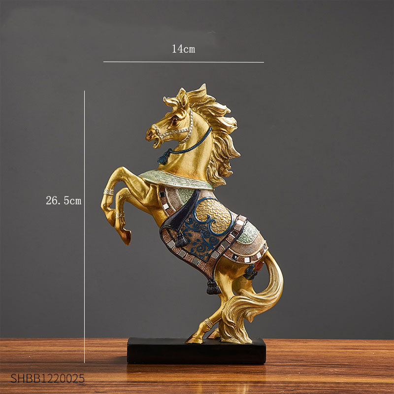 Nordic style Horse For Home & Office Decoration