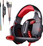 For PS4 Xbo-x One Nintend-o Switch PC Stereo 3.5mm Wired Gaming Headset US