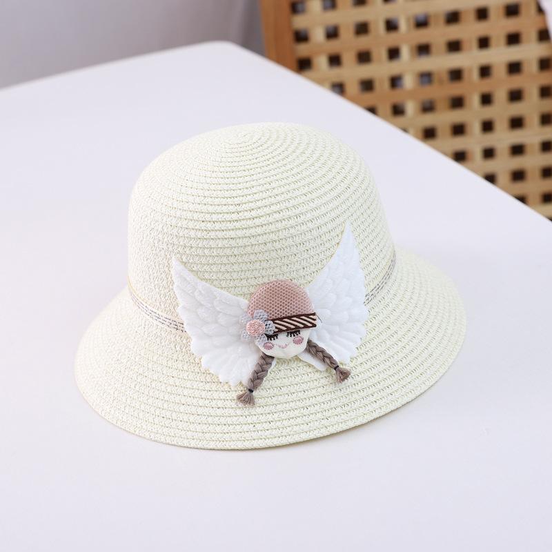 chapeau de paille pour enfants 1