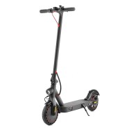 E9D Electric Scooter Adult Kid Speed 15.5mph Mileage 25km Waterproof IP54, 8.5 inch Puncture Proof Tire Portable and Powerful Long Life Battery With APP