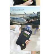 Dompet tas Travel Penyimpanan passport Multi Function Hand Id Bag Storage