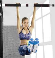 Horizontal Bar Indoor Door Punch Free Pull-ups Home Fitness Equipment