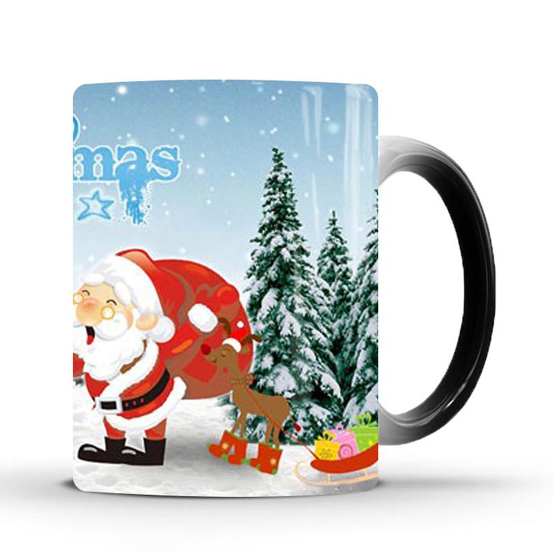 Magic Christmas Mug with nice color