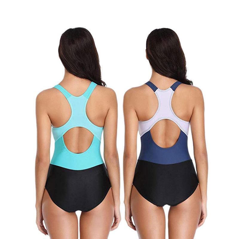 44e13168 8cdf 44ec 88bf b3b80ae3e375 Sports slim backless one-piece swimsuit