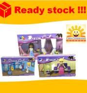 Dream Girl Mini Block Lego building block for kids
