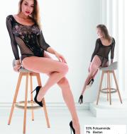 Women Sexy Lingerie Fishnet Bodystockings, Babydoll Bodysuit Nightwear
