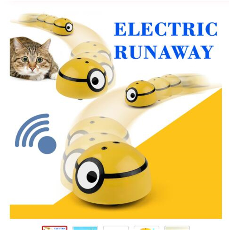 Intelligent Escaping Toy For kids and pets