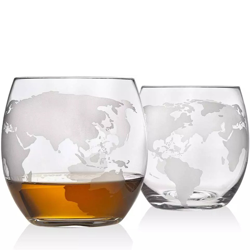 Globe Wine Container Set 18