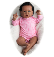 22 inches Little Chaya Reborn Baby Doll Girl Toy