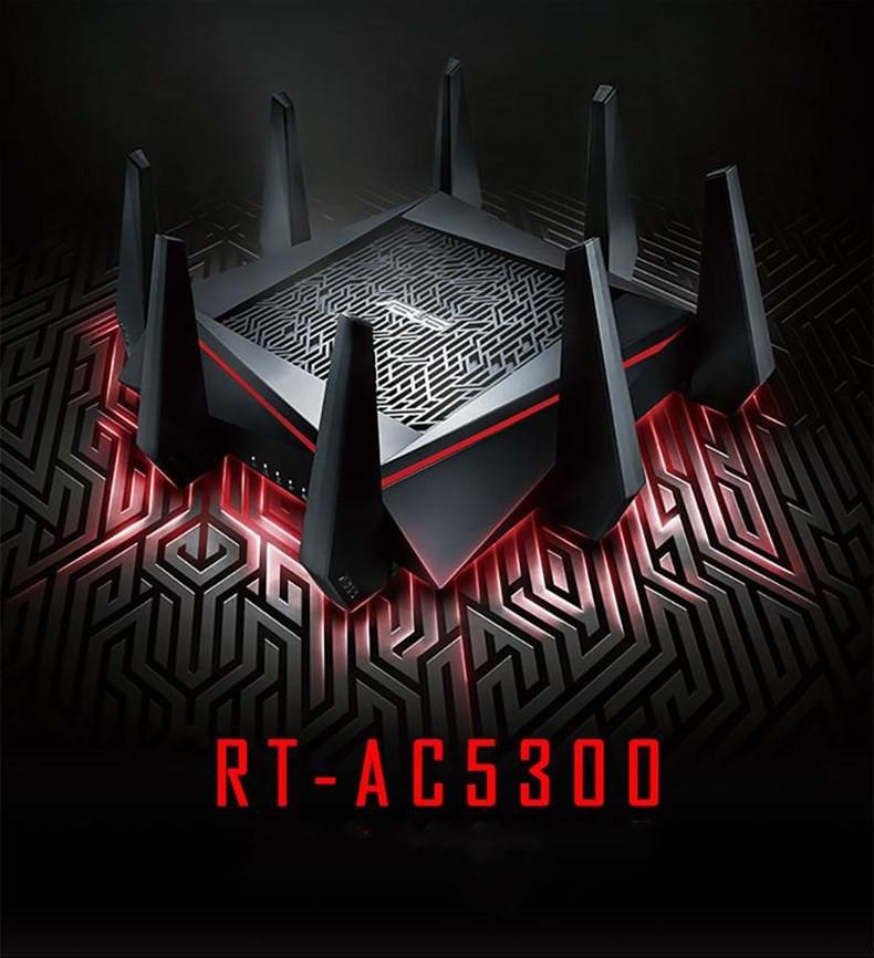 RT-AC5300 Gigabit Wireless Router