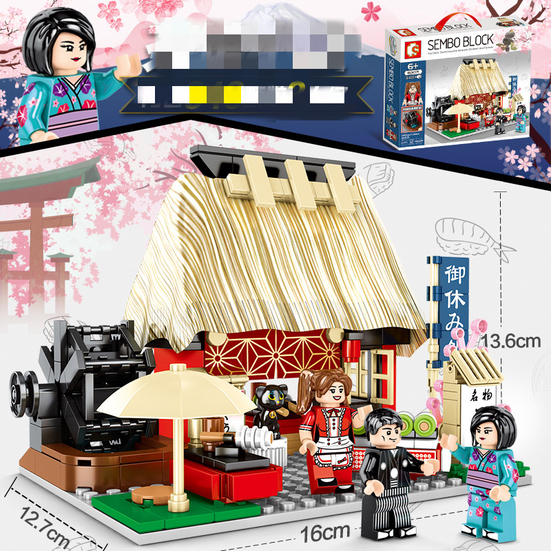 Casa de té japonesa