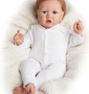 22 inches Little Jeremy Reborn Baby Boy Toy