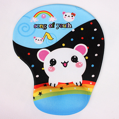 Tapis souris mignon Song of youth