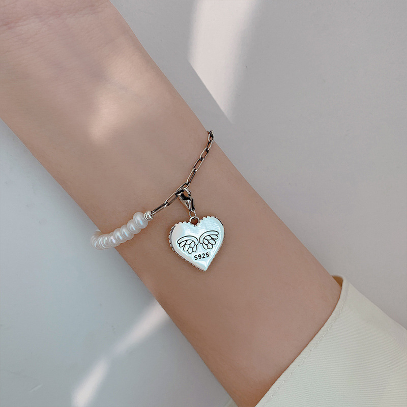 Bracelet Ange Porté