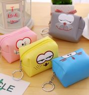 Dompet Koin Portable Karakter  Coin Purse