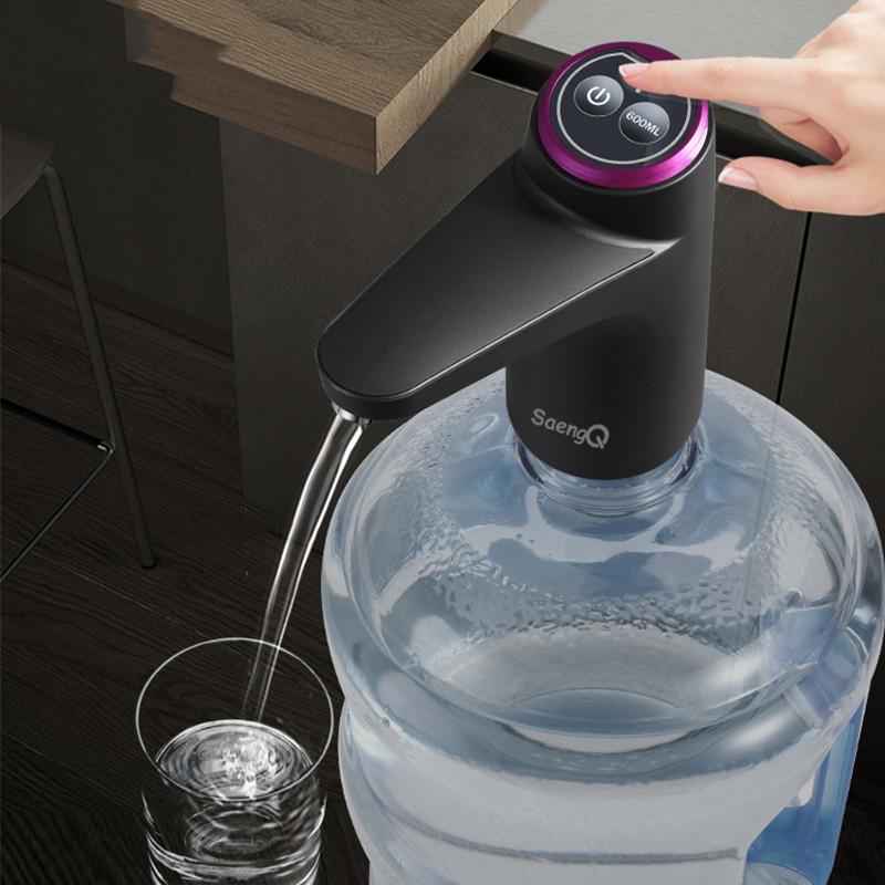 Distributeur d'eau en bouteille automatique