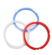 3pcs New Silicone Seal Rings Gasket For Instant Pot 3QT Blue Red White IPDUO60 IPLUX60 IPDUO50 IPLUX50 Smart60